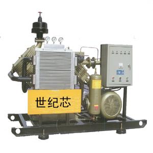 高压型活塞式空气压缩机图片