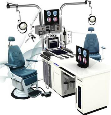 高端耳鼻喉科治疗台PCB抄板挑战成功