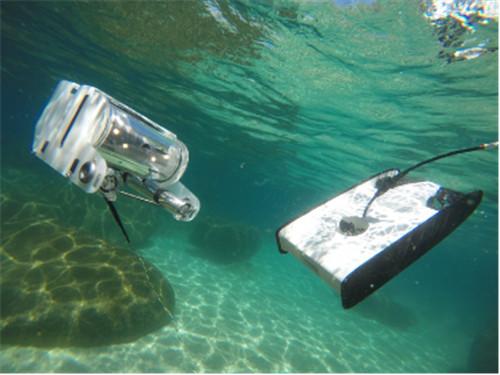 新型水下无人机pcb抄板反向设计