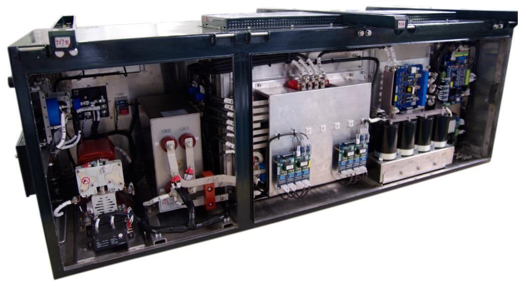 地铁牵引逆变器DCU模块国产化研制